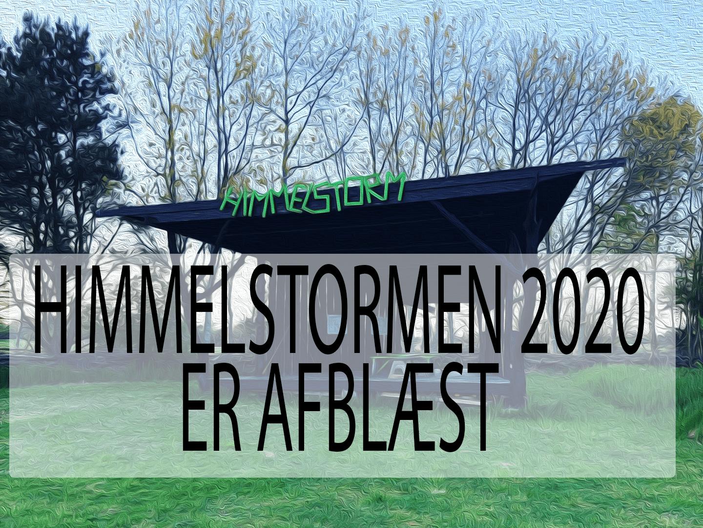Permalink to: HIMMELSTORM 2020 må vente til 2021